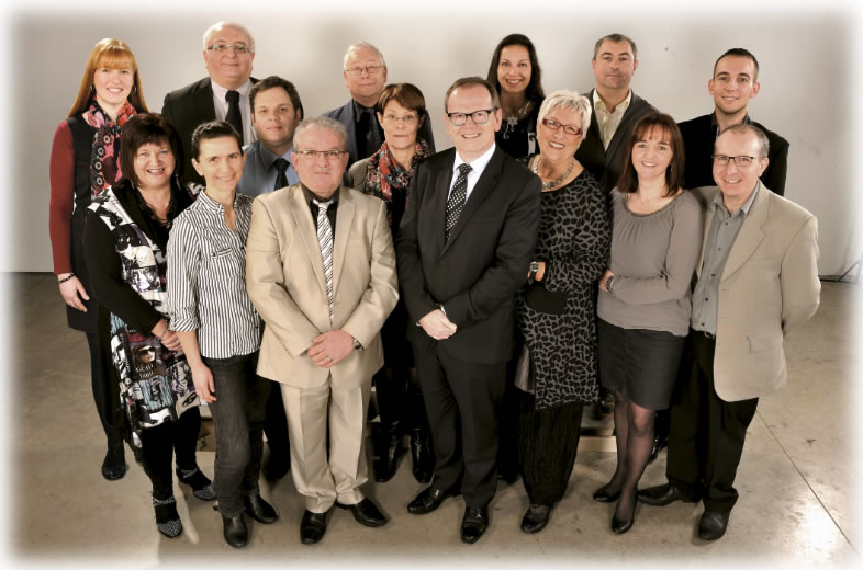 Conseil municipal 2014 officiel