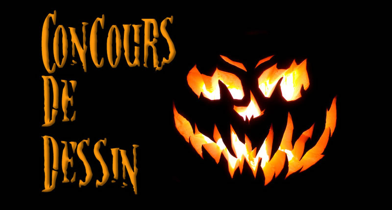 Periscolaire concours halloween