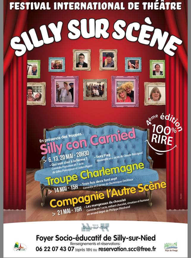 Assoc loisirs Silly sur scene 2017